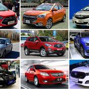 «لعشاق الفخامة والقوة والثبات».. أرخص 5 سيارات صيني في السوق المصرية