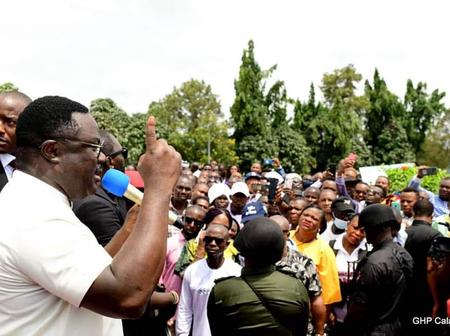 X-raying industrialization Drive with its comparative Advantages , As Chairmen Rally Support for Gov. Ben Ayade