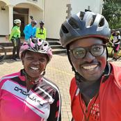 Mama Rachael Ruto Joins In Condemning The Attack Of Cyclist Moses Amira On The Northern Bypass