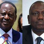 Hard Facts Why Ruto Cannot Unite With Raila