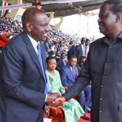 Opinion: Why Ruto-Raila Might Finally Unite Despite Allies Dismissing Their Possible Alliance