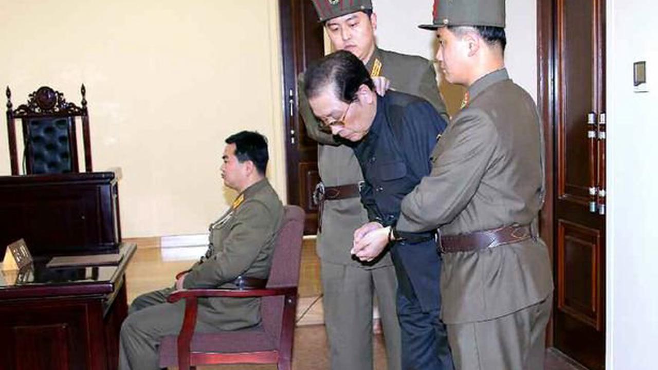 Kim Jong-un's worst executions from flamethrower to anti-aircraft gun slaughter