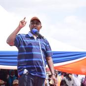 Junet Leaves A Stern Warning In Kwale After Noticing The Following Issues, As Raila's Tour Comes End