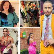 Ozo Celebrates Women's Day, Posts Photos Of These 4 Ladies In His Life