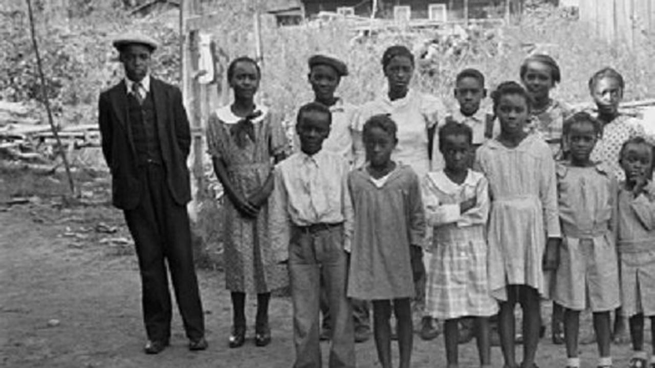 History of Black Children and Adoption in the United States