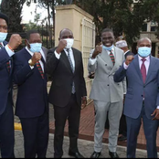 Senator Ditches Team Kenya and Appends Signature on BBI Ignoring Recent Declaration by the Team