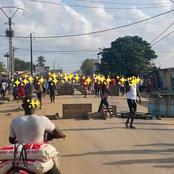 Troubles à Port-Bouet ce lundi matin: forte présence des forces de l'ordre, les raisons