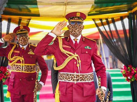 Ogun state Governor inaugurate Amotekun Corp and decorate Prof. Wole Soyinka