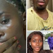 After Sabena Said She Was Strangled And Beaten By Her BF, Biyi Shares His Side Of The Story