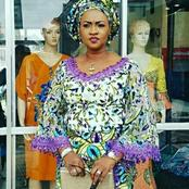 Long Ankara Gown Outfits For Fashionable Ladies To Rock To Any Event