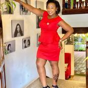 Netizens Applaud Betty Kyallo For Doing This
