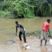 32-year old woman murdered in River Owere at Domeabra