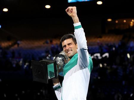 Novak Djokovic edges closer to Rafael, Federer with 18th Grand Slam