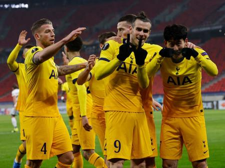 Gareth Bale scores as Tottenham won 4-1 against Wolfsberger in Uefa Europa League.(Opinion)