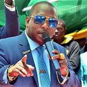 Kenyans React To Mike Sonko's Tweet on US Presidency