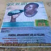 Hilarious funeral posters you will ever see