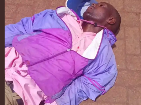Driver Attached to Nyamira County Assembly Allegedly Beat a Man For Staggering on  Road, Leaves Him Unconscious