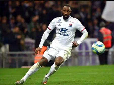 Manchester United Interested In Signing Lyon Star'