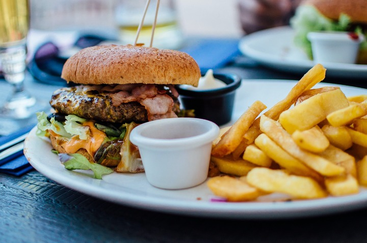 why fast foods ae bad for your weight