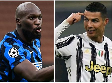 After Ronaldo and Lukaku both scored, see how the Serie A golden boot table looks like