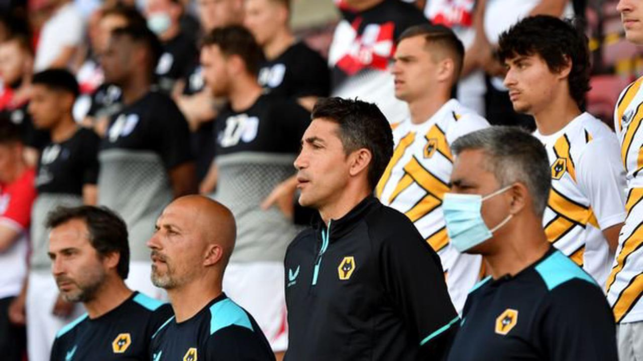 Bruno Lage explains what his six Wolves recruits are doing behind the scenes