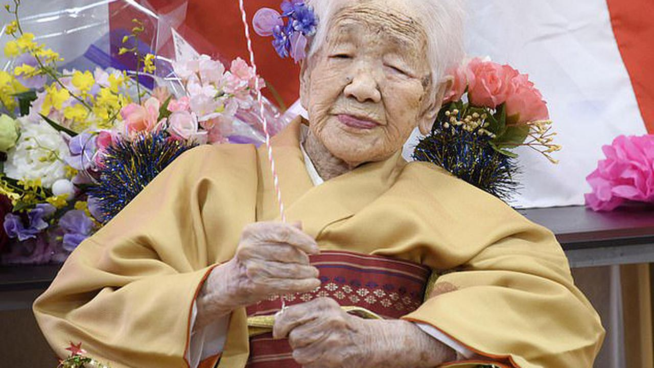 World's oldest person, 118, pulls out of Tokyo 2020 Olympics torch relay over fears of spreading coronavirus in her care home