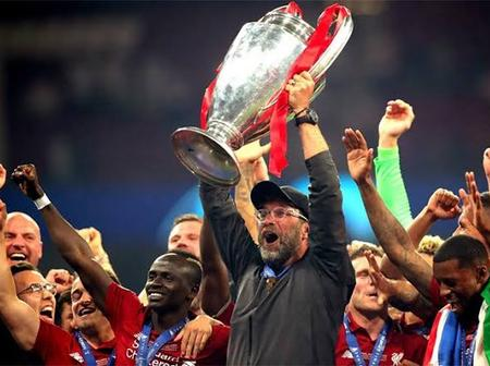 OPINION: 2 Reasons Why Liverpool May Win The UEFA Champions League This Season Despite Injury Worry.