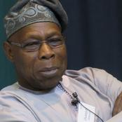 Hours After Obasanjo Turned 84, See What Buhari Told Him.
