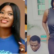 Mercy Johnson Says