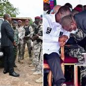 Les photos de la simplicité et de l'humilité d'Hamed Bakayoko impressionnent les Ivoiriens