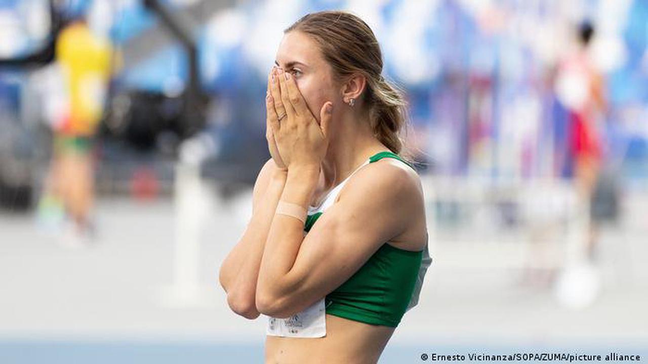 Berichte: Athletin aus Belarus will Asyl