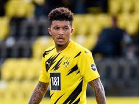 See Why Solskjear Still Needs Jadon Sancho Even With Diallo