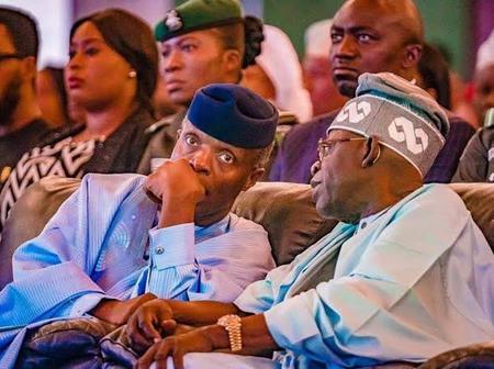 Prof. Yemi Osinbajo Celebrates Ahmed Tinubu Birthday With Words That Got Many Nigerians Talking