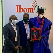 Just In: Ibom Air Wins Airline Of The Year 2020 Award.