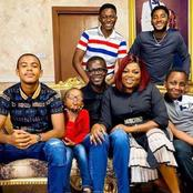 Checkout Lovely photos of Funke Akindele, her husband and their lovely family.
