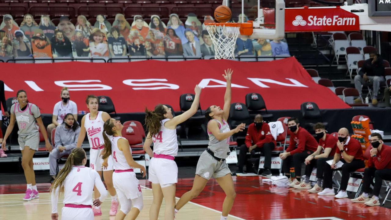 Women's Basketball: Buckeyes fail to cap off unusual season with a win
