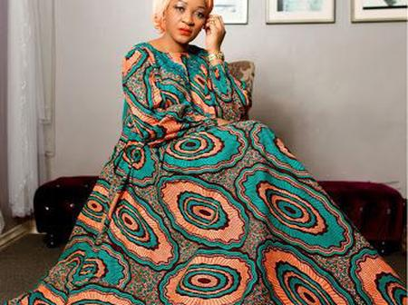 Traditional Long Gown Designs and Styles for African Women