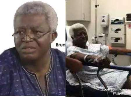 Veteran Actor, Bruno Iwuoha Dies