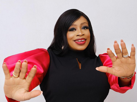 Sinach Turned 48 Yesterday: Check Out The Awards She Has Won In The Music Industry (Pictures)