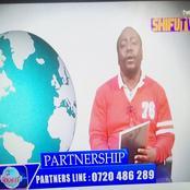 Kanyari Never Gives Up. Pastor Victor Kanyari Tries A New Strategy Of Getting Money