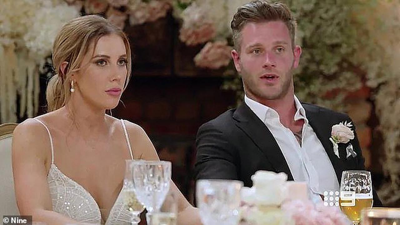 Married At First Sight viewers SLAM producers for coupling Jake Edwards with 'the meanest girl in town' Beck Zemek