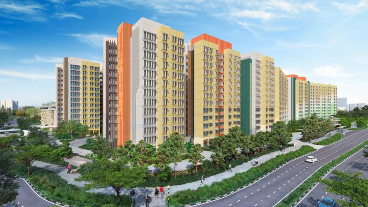Hougang BTO flats draw more than 10,000 applicants; all seven projects oversubscribed