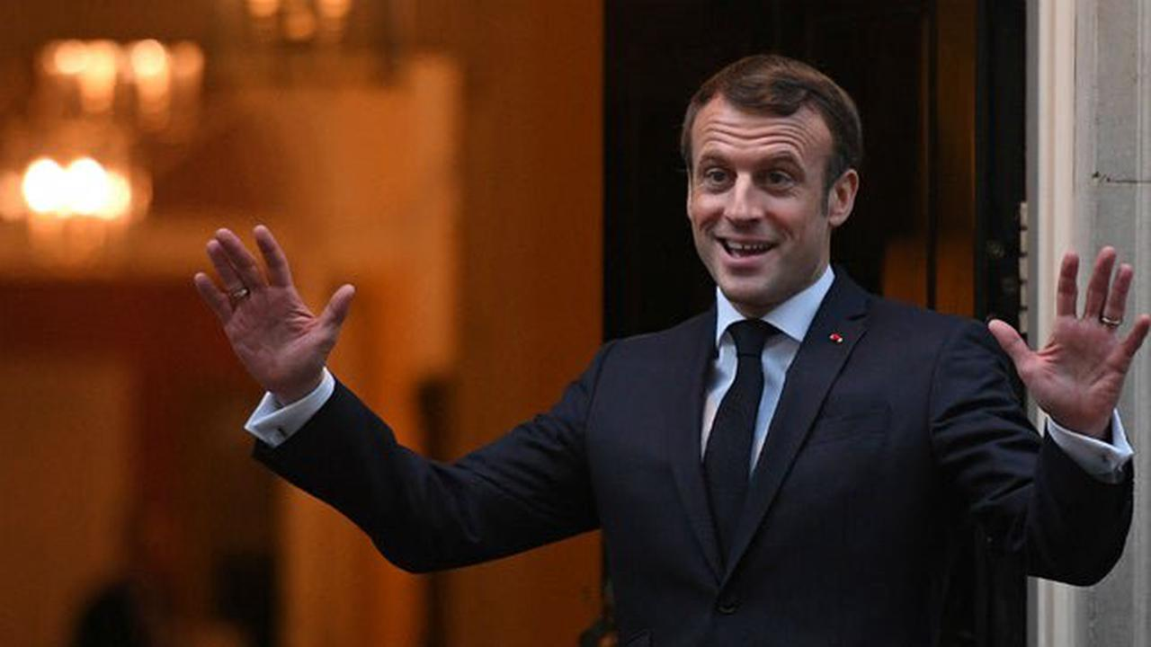 Macron to Biden and Harris: 'Welcome back to the Paris Agreement!'