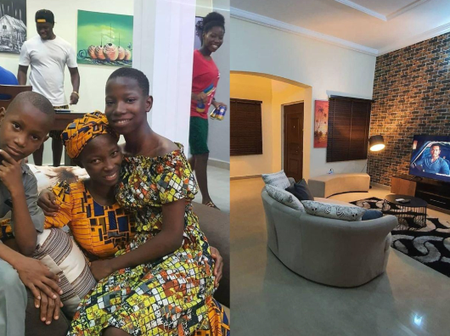 Emmanuella reveals how much it cost to build parent's house