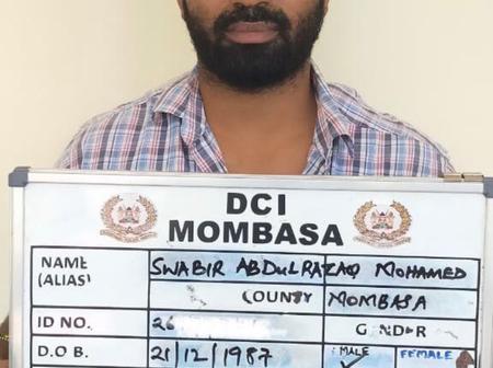Man Captured Torturing A Crime Suspect Finally Arrested