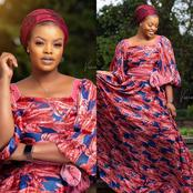 Stunning: See the lovely photos of Ayisha Yakubuu