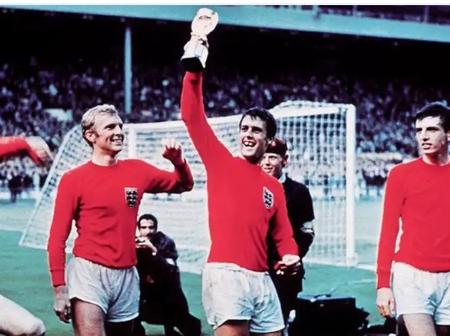 See the 1966 World cup Hero that Pledged to Donate his Brain For Dementia Research.