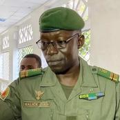 Mali : Malick Diaw, numéro deux de la junte, à tête du Conseil National de Transition, attention!