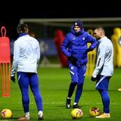 What happened between Thomas Tuchel and Kurt Zouma in Chelsea training