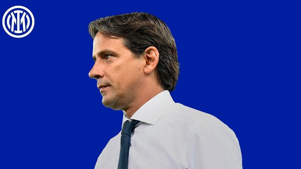 """Simone Inzaghi : """"Jusqu'à présent, tout va bien"""""""